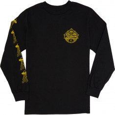 Bohnam Encounter Long Sleeve T-Shirt - Black