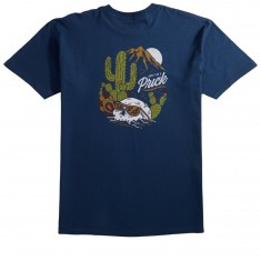 Bohnam Cactus T-Shirt - Harbor Blue