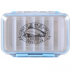 Bohnam Harbor Fly Box  - Clear