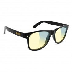Glassy Leonard Gamer Series Sunglasses - Black