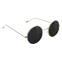 Glassy Mayfair Sunglasses - Gold