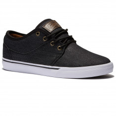 Globe Mahalo Shoes - Black/Denim