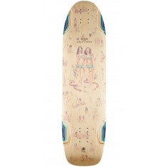 Globe Drednaught Longboard Deck - Doom Daughters