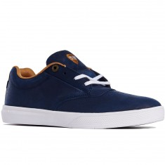 Globe The Eagle SG Shoes - Navy/White
