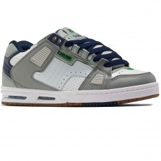 Globe Sabre Shoes - Grey/Blue/Green