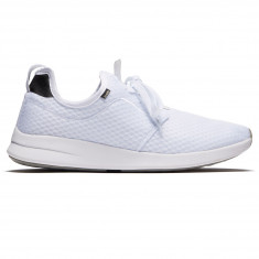 Globe Dart LYT Shoes - White/White