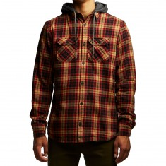 Globe Alford Shirt - Tobacco