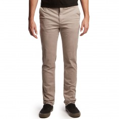 Globe Goodstock Chino Pants - Bone
