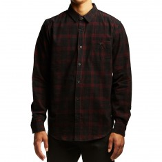 Globe Corded Longsleeve Shirt - Port