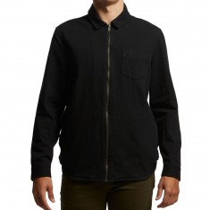 Globe Dion Magnus Over Shirt - Black