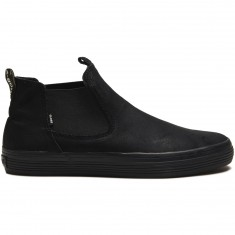Globe Dover Shoes - Black/Driza Bone