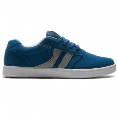 Globe Octave Shoes - Blue/White