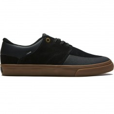 Globe Chase Shoes - Black/Gum