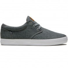 Globe Willow Shoes - Grey Tweed