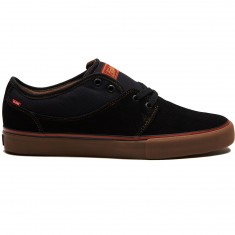 Globe Mahalo Shoes - Black/Tobacco