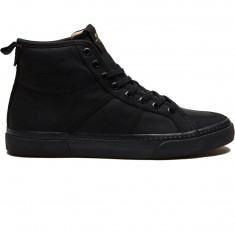 Globe LA II Shoes - Black/Black