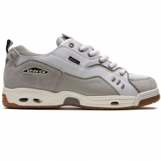 Globe CT-IV Classic Shoes - White/Grey