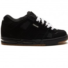 Globe Sabre Shoes - Black/Black/Gum