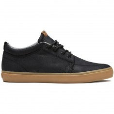 Globe GS Chukka Shoes - Black Oiled/Gum