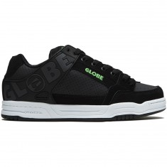 Globe Tilt Shoes - Black/Phantom/Green