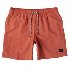 "Globe Dana V 16.5"" Poolshorts - Dusty Coral"