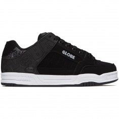 Globe Tilt Shoes - Black Jaquard