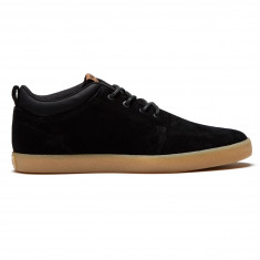 Globe GS Chukka Shoes - Black/Crepe