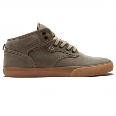Globe Motley Mid Shoes - Walnut/Khaki/Gum