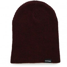 Dakine Tall Boy Heather Beanie - Black/Rosewood