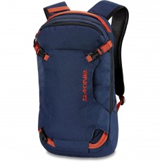Dakine Heli Pack 12L Backpack - Dark Navy