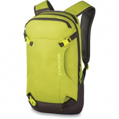Dakine Heli Pack 12L Backpack - Dark Citron