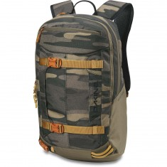 Dakine Mission Pro 25L Backpack - Field Camo