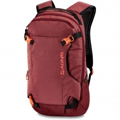 Dakine Heli Pack 12L Womens Backpack - Burnt Rose