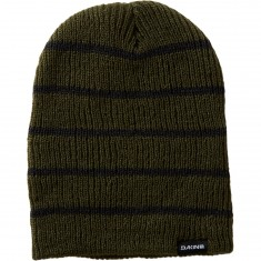Dakine Tall Boy Stripe Beanie - Jungle/Black
