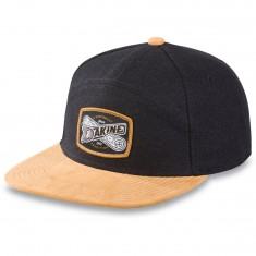 DaKine Crosscut Hat - Black