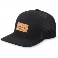 Dakine Peak To Peak Trucker Hat - Black