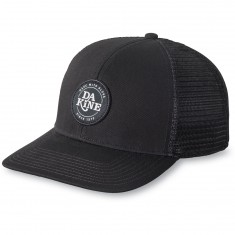 Dakine Circle Crest Trucker Hat - Black