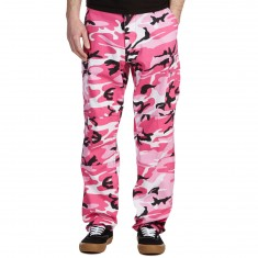 Rothco BDU Cargo Pants - Pink