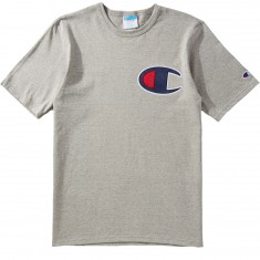 Champion Heritage T-Shirt - Oxford Grey