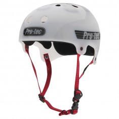 Pro Tec The Bucky Helmet - Translucent White