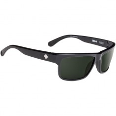 Spy Frazier Sunglasses - Black/Happy Gray Green