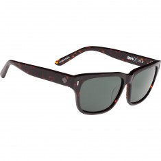 Spy Tele Sunglasses - Dark Tort/Happy Gray Green