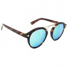 Glassy Swift Sunglasses - Tortoise Polarized