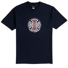 Independent Skateboard Trucks Truck Co T-Shirt - Navy