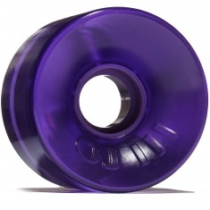 OJ Hot Juice Skateboard Wheels 60mm 78a - Trans Purple