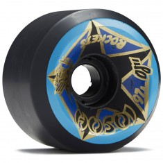 OJ Hosoi Rocket Re-Issue Skateboard Wheels - 61mm 97a - Black