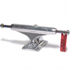 Independent Stage 11 Forged Titanium Skateboard Trucks - Silver/Silver