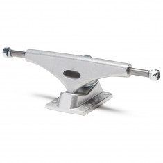 Krux Forged Downlow Skateboard Trucks - Silver