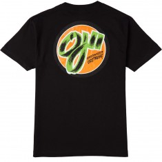 OJ OJ2 SpeedWheels Pocket T-Shirt - Black