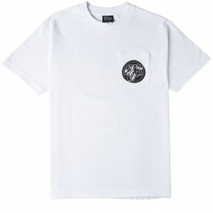 OJ Wheels OJ2 Speedwheels Pocket T-Shirt - White